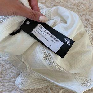 Nasty Gal Dresses - Lace white dress